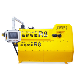 China greatcity machinery supply r serie cnc máquina dobladora de estribo precio de fábrica